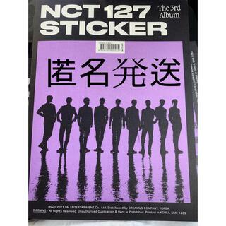 NCT 127 sticker アルバム