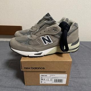 New Balance - new balance ニューバランス M991ANI 26.5cm