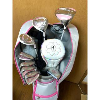 Marie Claire - レディース用ゴルフクラブセット 値下げしました
