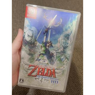 Nintendo Switch - ゼルダの伝説 スカイウォードソード HD Switch