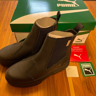 PUMA - 新品未使用♡puma(プーマ)メイズ チェルシー インフューズ  ブーツ