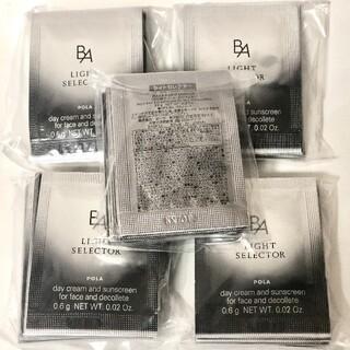 ポーラ(POLA)のPOLA B.A ライト セレクター 0.6g×50包(日焼け止め/サンオイル)