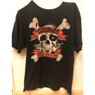 グースィー(goocy)の85年 ハリウッド映画 THE GOONIES グーニーズ Tシャツ XLサイズ(Tシャツ/カットソー(半袖/袖なし))