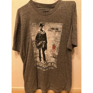 ハリウッドメイド(HOLLYWOOD MADE)の夕陽のガンマン CLINT EASTWOOD クリントイーストウッド Tシャツ(Tシャツ/カットソー(半袖/袖なし))