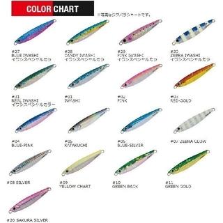メジャークラフト(Major Craft)のミクロン様 専用購入 ジグパラ30g 32本(ルアー用品)