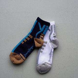 マメ(mame)のmame kurogouchi socks 靴下 2足set(ソックス)