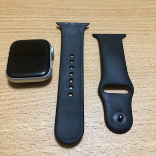 Apple Watch - apple watch series4 セルラー 44mm アルミ