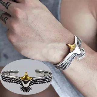 フェザー ブレスレット 腕輪 アクセサリー イーグル ネックレス メンズ