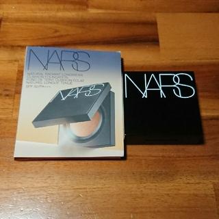 ナーズ(NARS)のNARSナチュラルラディアントロングウェアクッションファンデ  5878(ファンデーション)