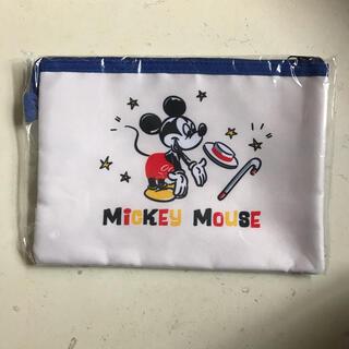ミッキーマウス(ミッキーマウス)の新品 ミッキーマウス ミッキー クリア ポーチ ディズニー(キャラクターグッズ)