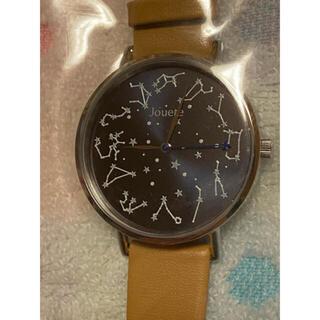 エテ(ete)のジュエッテ Jouete タイムピース 腕時計 星座 未使用 新品(腕時計)