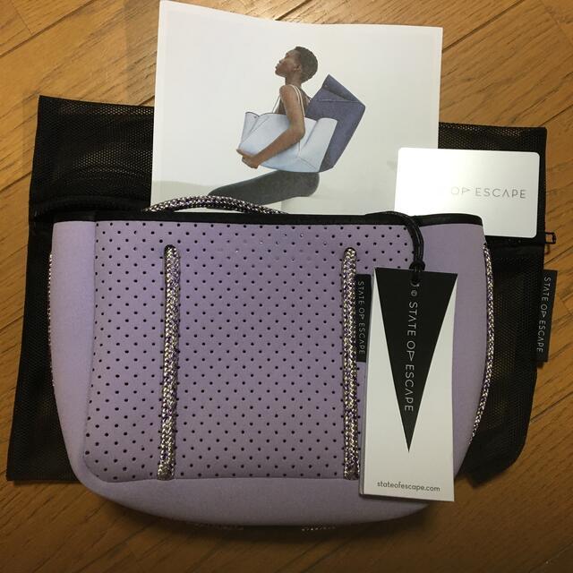Ron Herman(ロンハーマン)のState of Escape ステイトオブエスケープ マイクロ ラベンダー レディースのバッグ(ショルダーバッグ)の商品写真
