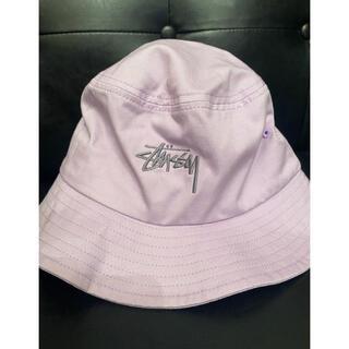 STUSSY - STUSSY バケットハット 帽子