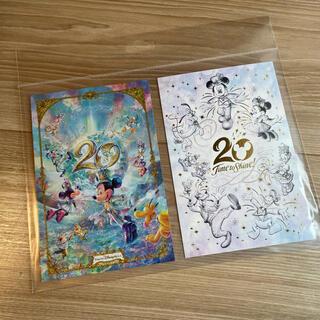 Disney - ディズニーシー 20周年 ポストカード