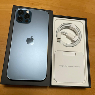 Apple - iPhone12 pro 256GB SIMフリー 24日発送