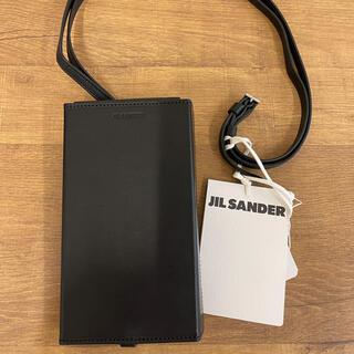 Jil Sander - ジルサンダー スマホショルダーバッグ