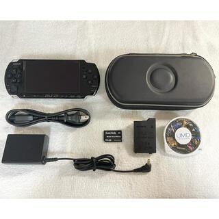 PlayStation Portable - 良品 PSP-3000  ピアノブラック