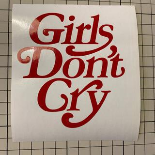 ■ Girls Don't Cryガールズドントクライカッティングステッカー(その他)