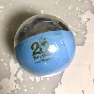 Disney - ディズニーシー 20周年 カプセルトイ チョコクランチ缶