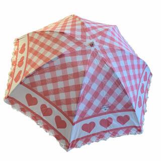 ラデュレ(LADUREE)の新品 ラデュレ 晴雨兼用 折りたたみ傘♡ 袋つき 2点セット♡(傘)