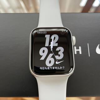 Apple Watch - Apple Watch series6 40mm NIKEモデル