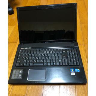 Lenovo - lenovo Lenovo G560 ノートパソコン ブラック