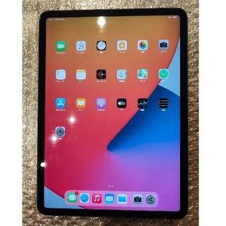 iPad - ほぼ未使用ipad pro 11インチ 128GB 第3世代 スペースグレー