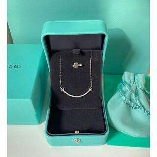 Tiffany & Co.  Tスマイル ネックレス
