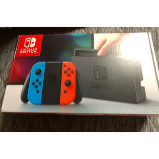 Nintendo Switch - 旧 Switch 赤 青