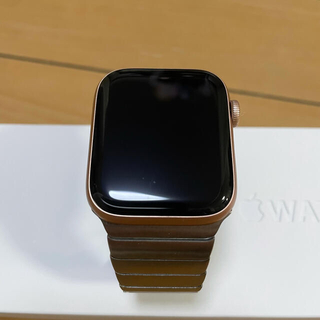 Apple - Apple Watch series5 44mm アルミ GPSモデル