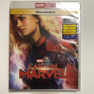 マーベル(MARVEL)のキャプテン・マーベル MovieNEX Blu-ray(外国映画)
