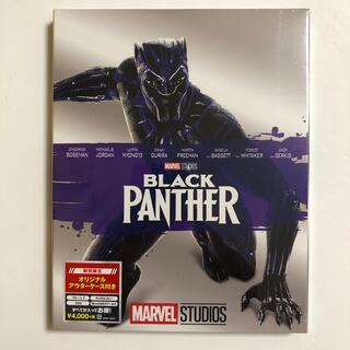 マーベル(MARVEL)のブラックパンサー MovieNEX(アウターケース付き) Blu-ray(外国映画)