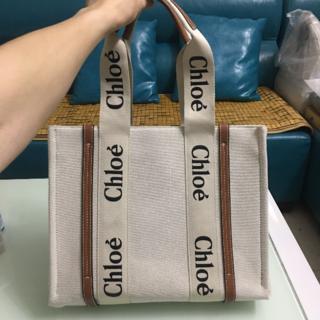 クロエ(Chloe)のChloe トートバッグ 茶色(トートバッグ)