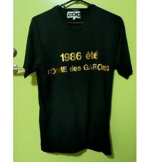 コムデギャルソン(COMME des GARCONS)のCDG  1986アーカイブTeeシャツ  Lサイズ(Tシャツ/カットソー(半袖/袖なし))