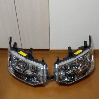 三菱 - デリカD5 ヘッドライト 左右 美品