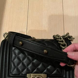 キルティング チェーン ショルダー タイプ バッグ