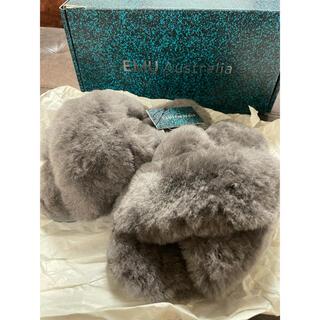 EMU - 【EMU Australia】※新品未使用※ ファーサンダル