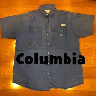 Columbia - 半袖シャツ コロンビア 美品