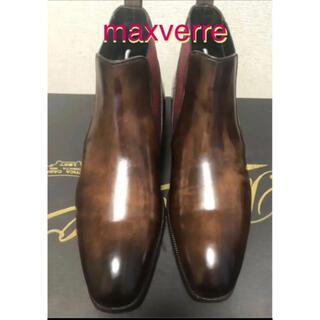 ジョンロブ(JOHN LOBB)のmaxverre made in italy イタリア製 サイドゴアブーツ(ブーツ)