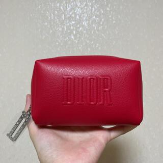 クリスチャンディオール(Christian Dior)の♥ディオール♥ポーチ♥ ノベルティポーチ 小物入れ(ポーチ)