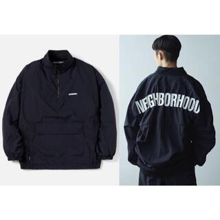 NEIGHBORHOOD - BLACK S 21AW NEIGHBORHOOD ANORAK / N-JKT