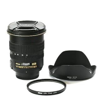 Nikon - 【Nikon】AF-S DX  NIKKOR 12-24mm F4★超広角レンズ