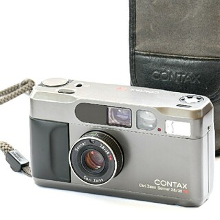 【CONTAX】T2D Carl Zeiss Sonner 38mm F/2.8