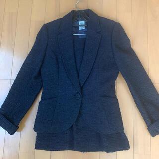 ミッシェルクラン(MICHEL KLEIN)のミッシェルクラン スーツ ツイード(スーツ)