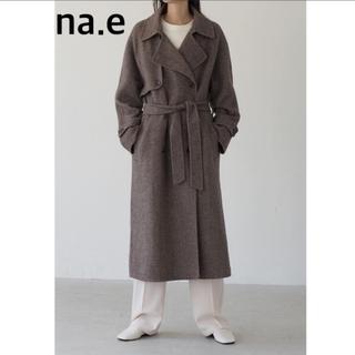 DEUXIEME CLASSE - nae ナエ クラシックハンドメイドコート ブラウン トレンチコート 韓国