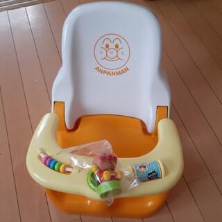 アンパンマン(アンパンマン)のアンパンマンお風呂椅子(お風呂のおもちゃ)