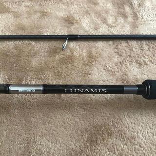 SHIMANO - シマノ 20ルナミス S86M