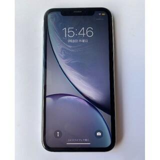 iPhone - SIMフリー iPhone XR 64GB 86%  白