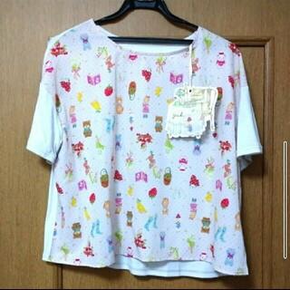 フランシュリッペ(franche lippee)の【未使用】yukiemon*Tシャツ(Tシャツ(半袖/袖なし))