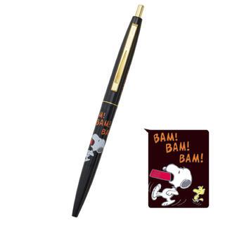 スヌーピー(SNOOPY)のスヌーピー PEANUTS BIC ボールペン ブラック(ペン/マーカー)